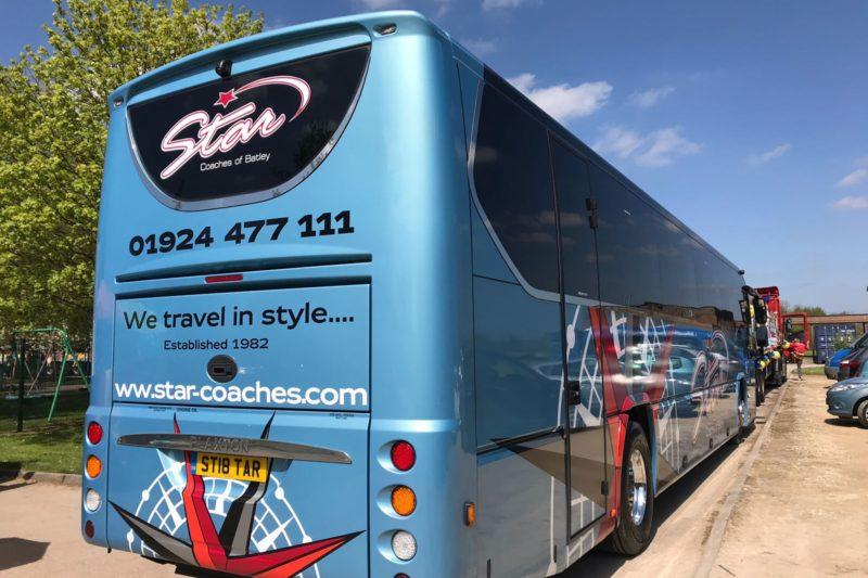 Star Coaches of Batley Ltd