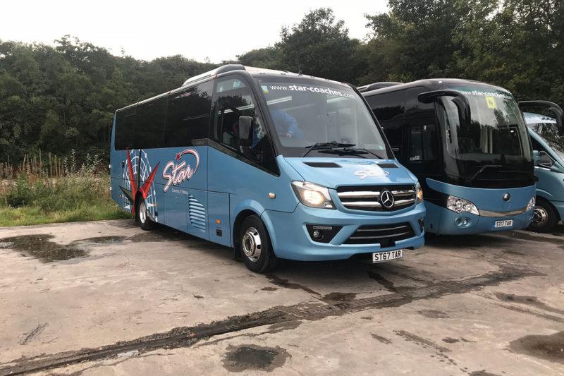 Star Coache Buses