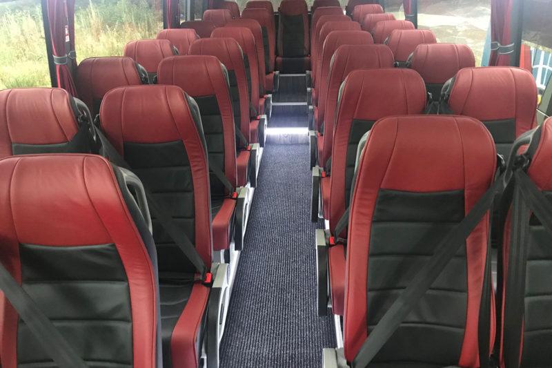 Coache Bus Inner