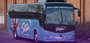 coach hire halifex