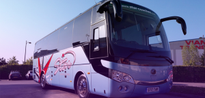coach hire yorkshire